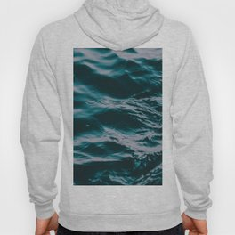 water waves Hoody