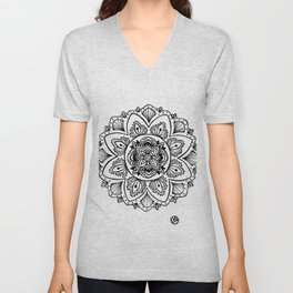 Dream Mandala Unisex V-Neck