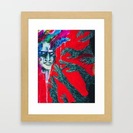 In My Dreams Framed Art Print