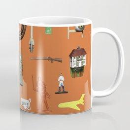 BoysToys Orange (old fashion) Coffee Mug