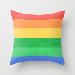 Break II Throw Pillow