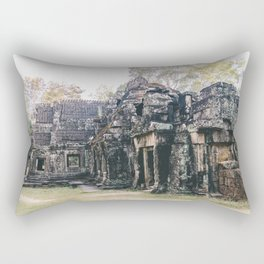 Phnom Penh Rectangular Pillow