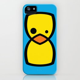 Crazy Chick iPhone Case