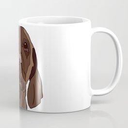 Ruby the Vizsla Coffee Mug
