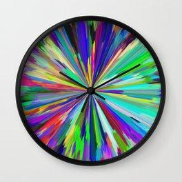 color wheel 06 Wall Clock