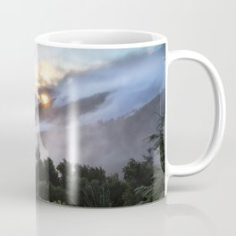 Sunrise Mountains : California Coffee Mug
