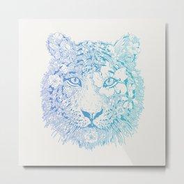 Wild Nature Metal Print