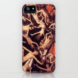 Last Judgement iPhone Case