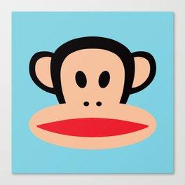 Julius Monkey by Paul Frank Canvas Print