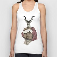 john Tank Tops featuring John by Emily Shaw