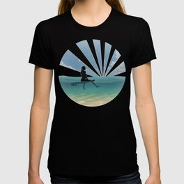 View from a Surfboard T-shirt