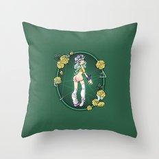 Vernum Tempus Throw Pillow