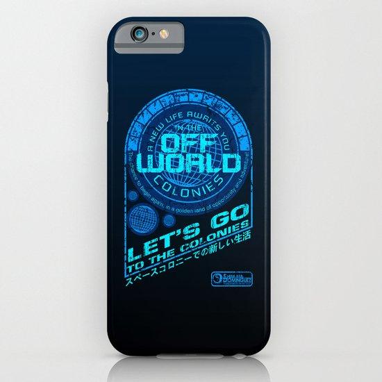 Off World iPhone & iPod Case