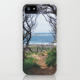 Hidden Path  iPhone Case