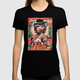 Amour rouge corail T-shirt