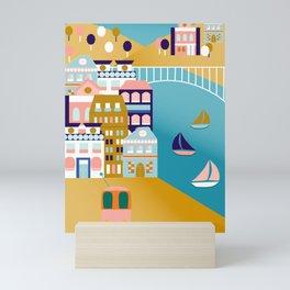 Colorful Lisbon Mini Art Print
