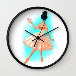 Chosen One Wall Clock