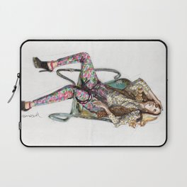 Floral Fashion Laptop Sleeve