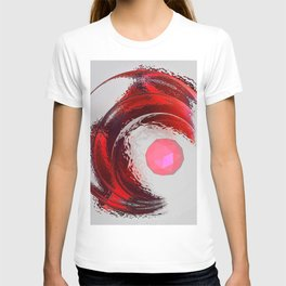 A Ruby Crystal is born T-shirt