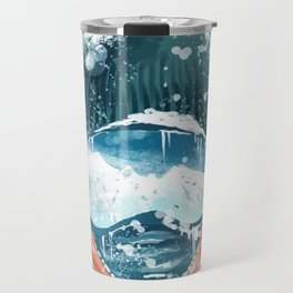 climber in the everest Travel Mug