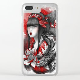 Mizu Clear iPhone Case