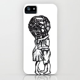 The Hug iPhone Case