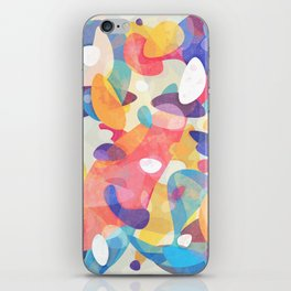 Chaotic Construction iPhone Skin