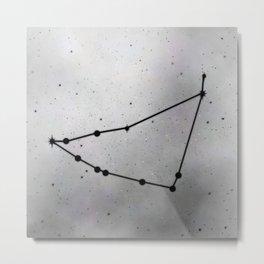 CAPRICORN (ZODIAC SIGNS) Metal Print