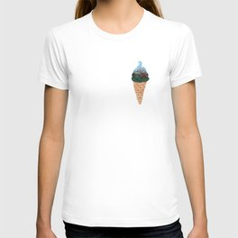 Forest Icecream T-shirt