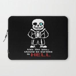 sans HELL Laptop Sleeve