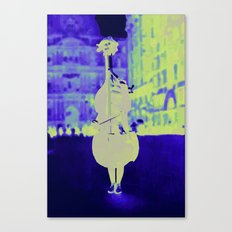 Musical Choice Canvas Print