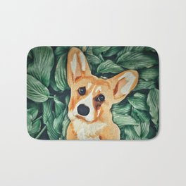 Mia the Corgi Bath Mat
