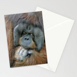The Orangutan Stationery Cards