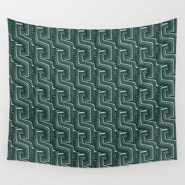 AQUA LINEA Wall Tapestry