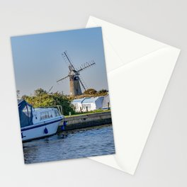 Thurne Dyke on the Norfolk Broads Stationery Cards