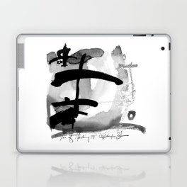 Tao Of Healing No. 29I by Kathy Morton Stanion Laptop & iPad Skin