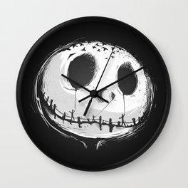 Nightmare Wall Clock