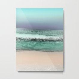 Twilight Sea #2 Metal Print
