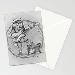 Joyful Noise -- Black and White Variant Stationery Cards