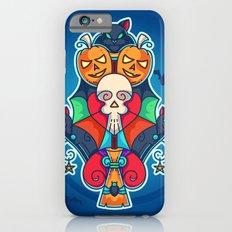 Colorful Halloween Illustration iPhone 6s Slim Case