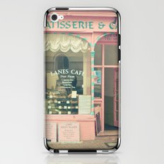 Sweet Cafe iPhone & iPod Skin