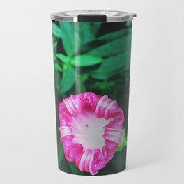 Funnel Flower Travel Mug