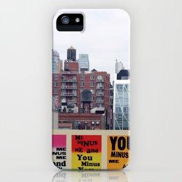 Chelsea, NYC iPhone Case