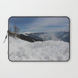 Wunderfull Snow Mountain(s) 6 Laptop Sleeve