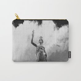 Monument Series: Gravity Angel #4 Carry-All Pouch