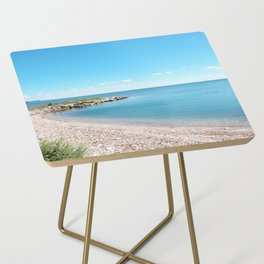 AFE Tommy Thompson Park 2, Beach Photography Side Table