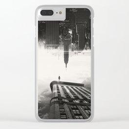 Lucid Dream Clear iPhone Case