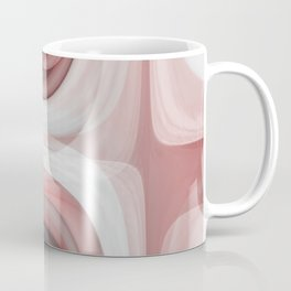 Retro Pattern red Coffee Mug