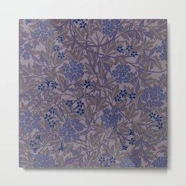 Jasmine (Purple) Metal Print