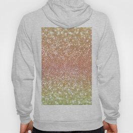 Champagne Shimmer Hoody